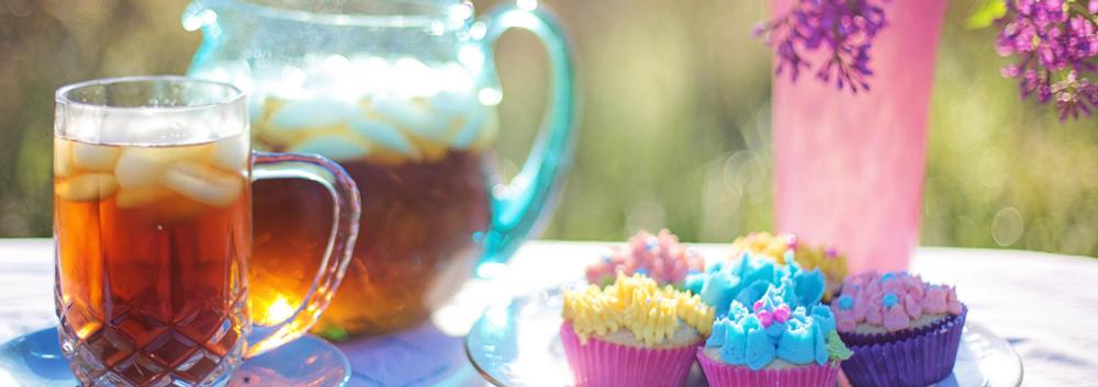Summer Trends with Tea