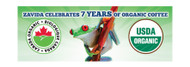Zavida Celebrates 7 Years of Organic Coffee