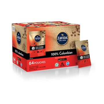 Wholesale 100% Colombian Pouches