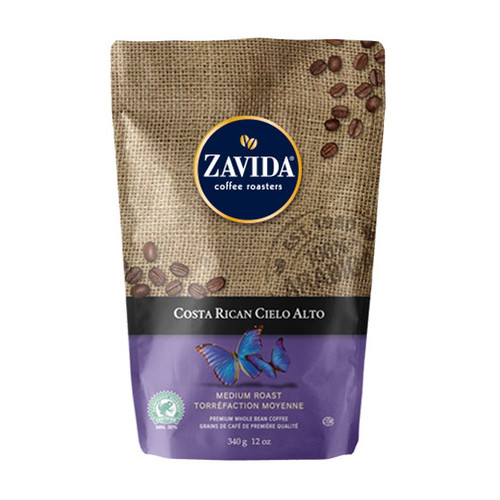 Zavida Coffee, Costa Rican Cielo Alot, 12 oz Bag
