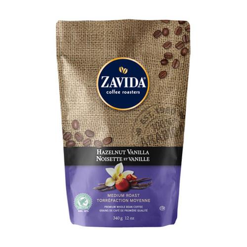 Hazelnut Vanilla Coffee