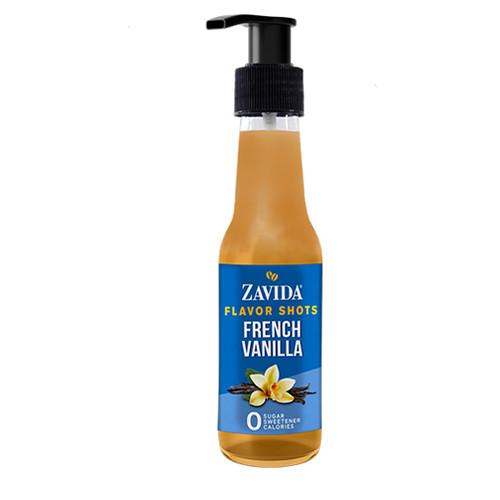 French Vanilla Flavor Shots