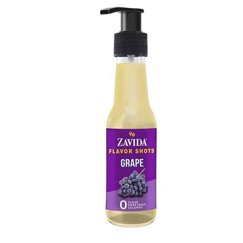 Grape Flavor Shots