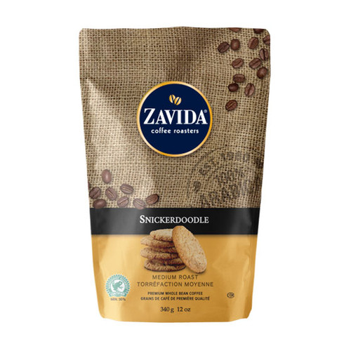 Zavida Coffee, Snickerdoodle, 12 oz Bag