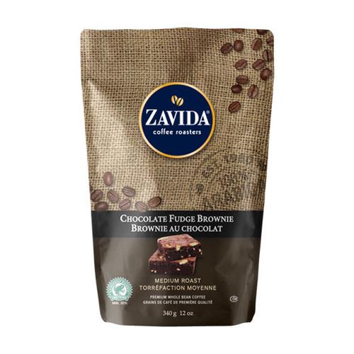 Zavida Coffee, Chocolate Fudge, 12 oz Bag