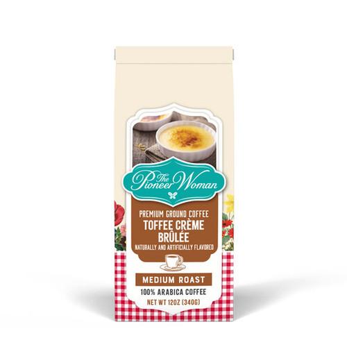 Toffee Crème Brûlée Coffee