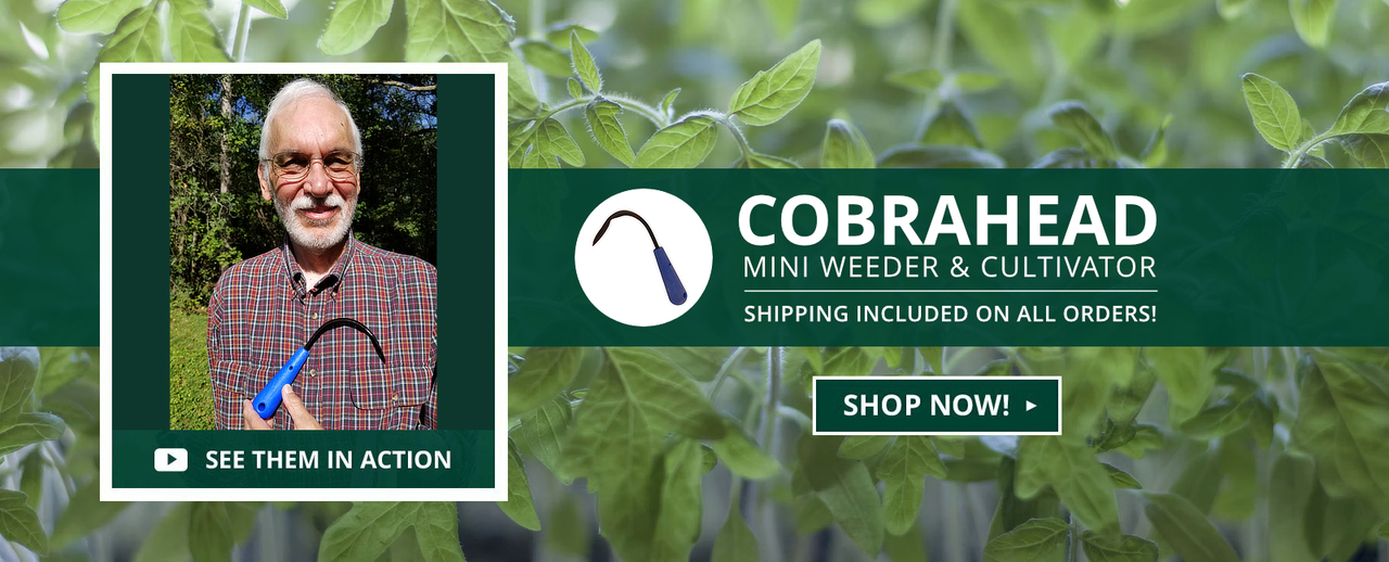Mini Weeder & Cultivator Garden Tool