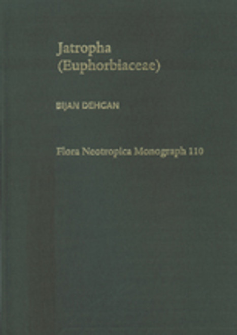 Jatropha (Euphorbiaceae). Flora Neotropica Monograph (110)