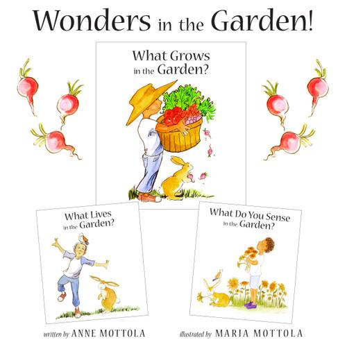Wonders in the Garden!