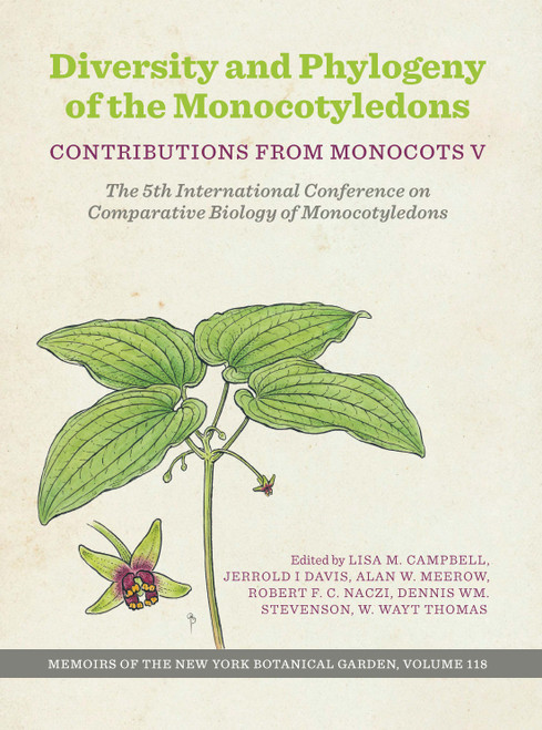 Diversity & Phylogeny of Monocotyledons: Contributions of Monocots V. Mem (118)