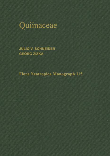 Quiinaceae. Flora Neotropica (115)