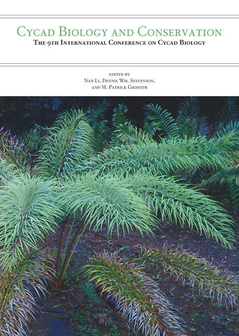 C23-Evaluating Inorganic Container Media for Cultivation of Cycads. MEM 117