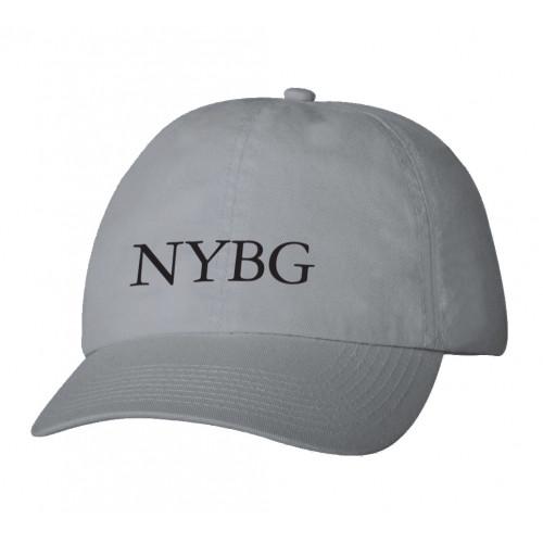 NYBG Baseball Cap - Grey