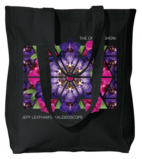 Jeff Leatham x NYBG Orchid Tote Bag