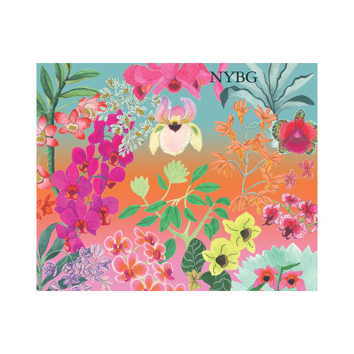 NYBG Orchid Lenscloth