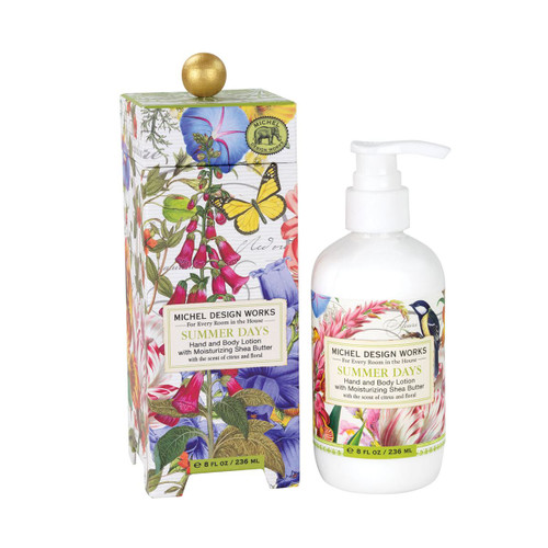 Summer Days Hand and Body Lotion