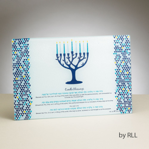 Menorah Drip Tray