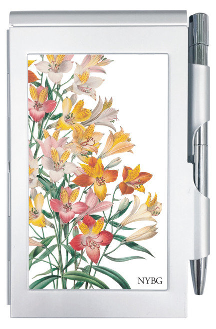 Floral Notepad & Pen Set