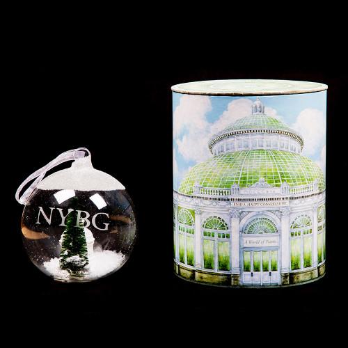 NYBG Conservatory Globe Ornament