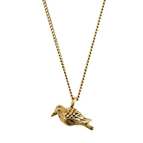 Peace Dove Small Necklace