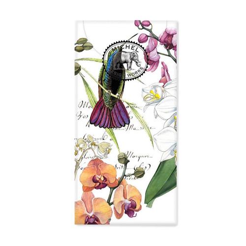 Orchid Blossom Pocket Tissues