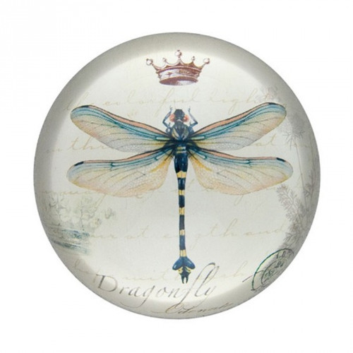 Vintage Dragonfly Paperweight