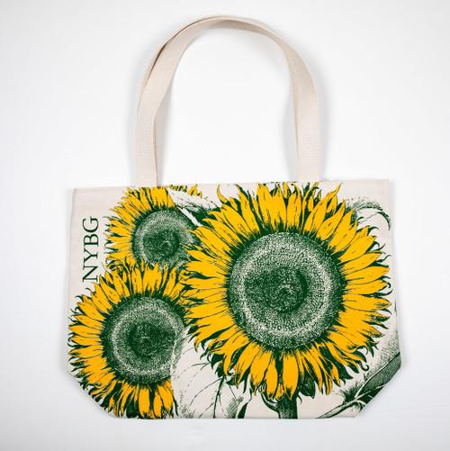 NYBG Sunflower Tote