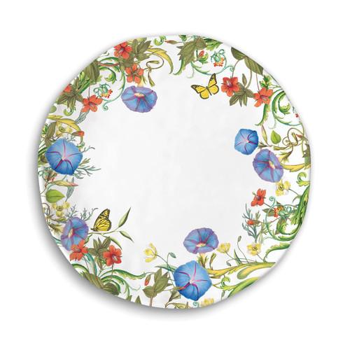 Summer Days Melamine Dinner Plate