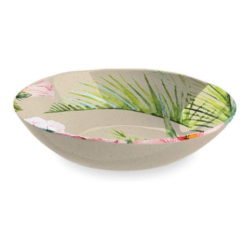 Palermo Tropical Bamboo Serving Bowl