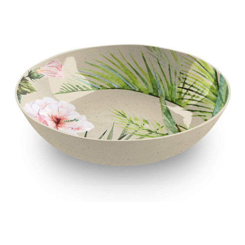 Palermo Tropical Bamboo Low Bowl