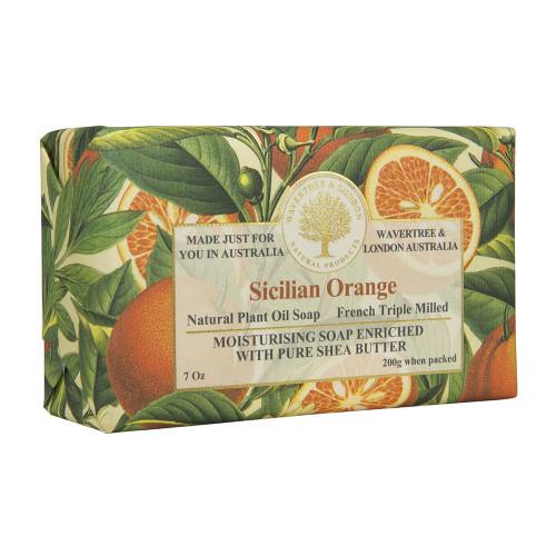 Sicilian Orange 7oz Soap Bar