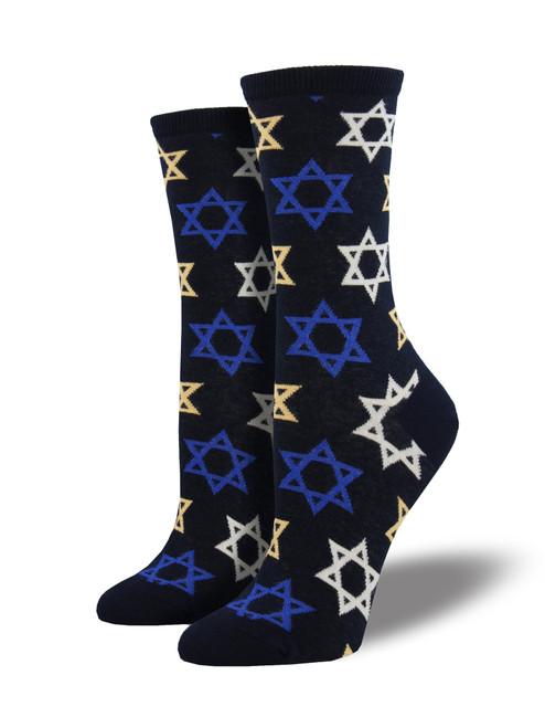 Star of David Socks