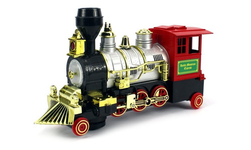 Rocky Mountain Jr. Bump and Go Train