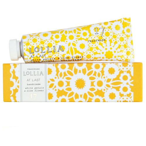 Lollia At Last Hand Cream