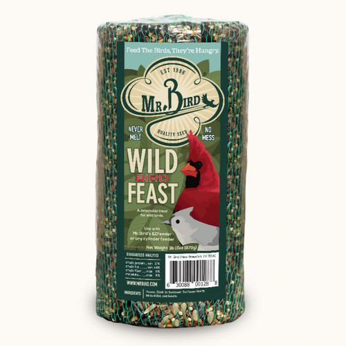 Mr. Bird Wildbird Feast Small Cylinder