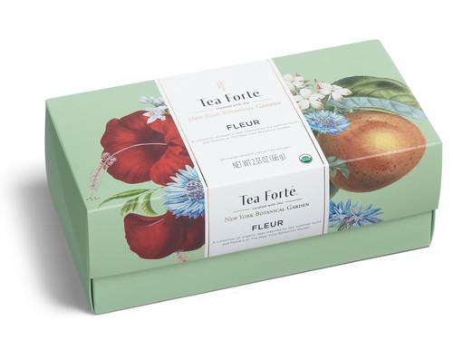 NYBG x Tea Forte Fleur Presentation Box