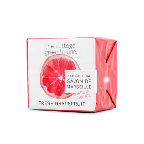 The Cottage Greenhouse Grapefruit Soap
