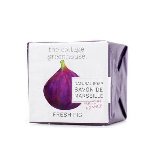 The Cottage Greenhouse Fig Soap
