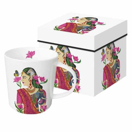 Kumdha Gift-Boxed Mug