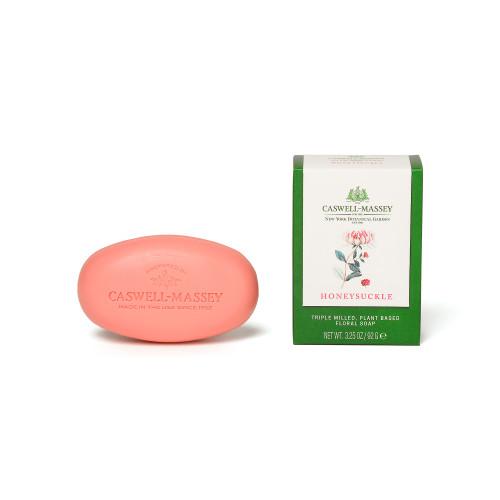 Caswell-Massey x NYBG Honeysuckle Soap