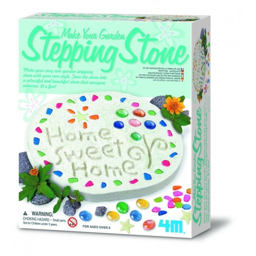 Make Your Own Stepping Stone Kit