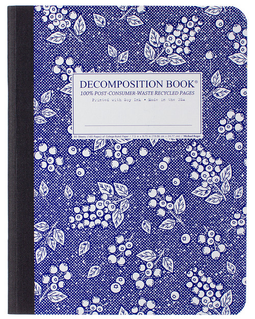 Blueberry Decomposition Book