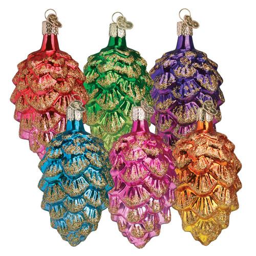 Ponderose Pincone Ornament