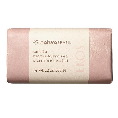 Castanha Exfoliating Soap Bar