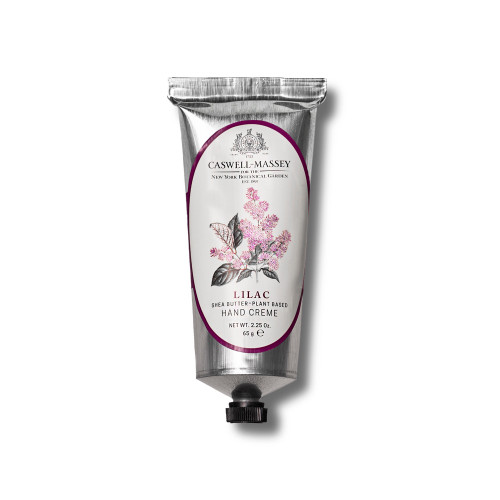 Caswell-Massey x NYBG Lilac Hand Creme