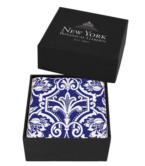 NYBG Jardinage Stoneware Coaster Set