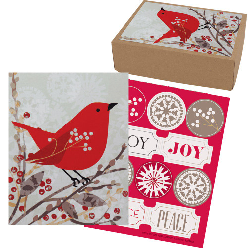 Cardinal Collage Card Boxset