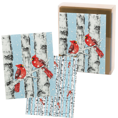 Aspen Woods Card Boxset