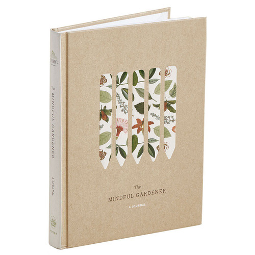 The Mindful Gardener : A Journal (Hardcover)