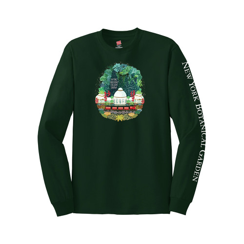 Holiday Train Show Unisex T-Shirt